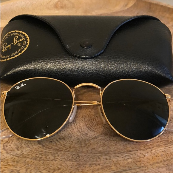 ebe5d1352de Ray-Ban Round Metal Sunglasses RB3447 53mm. M 5a52b0e8caab4448b70016e5.  Other Accessories ...